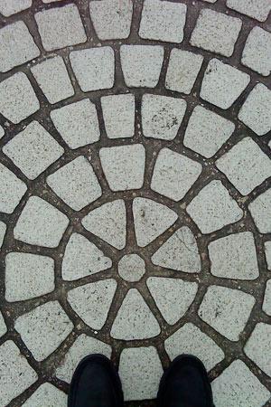 Mosaic photo