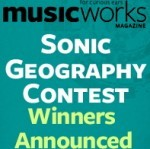Sonic Geography prize