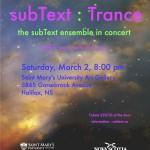 subText : Trance